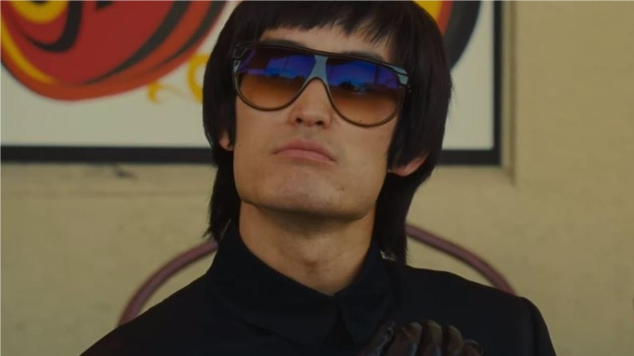 Mike Moh alias Bruce Lee
