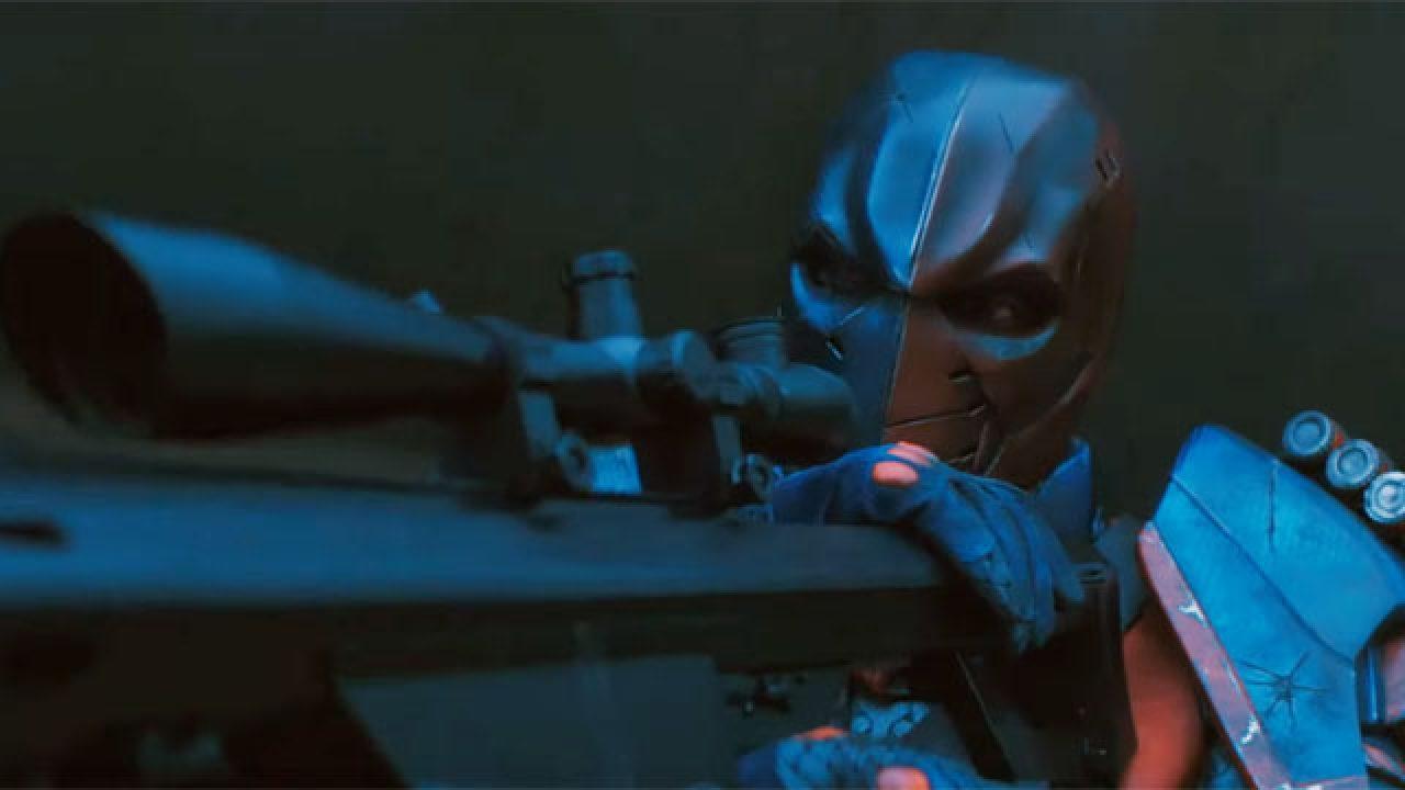 Deathstroke frappe dans la bande-annonce de la saison 2 de Titans