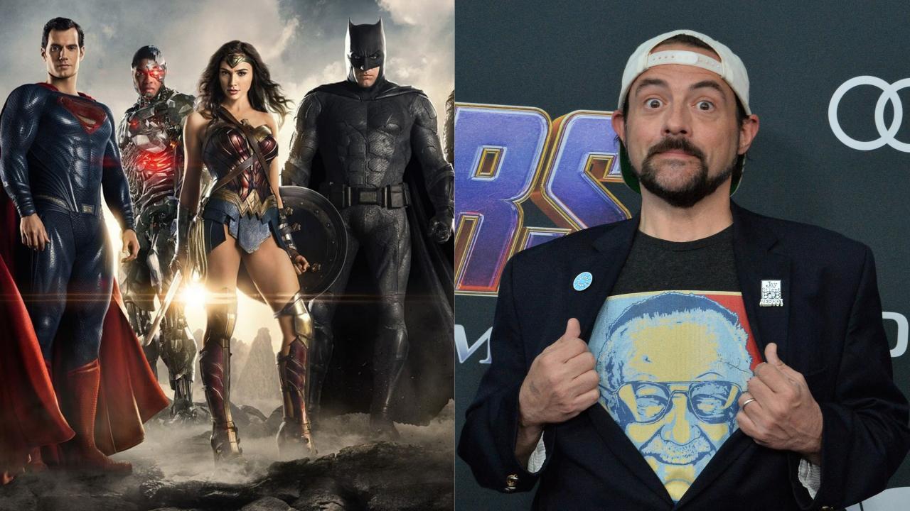 Justice League : Kevin Smith confirme que le Snyder Cut existe bel et bien