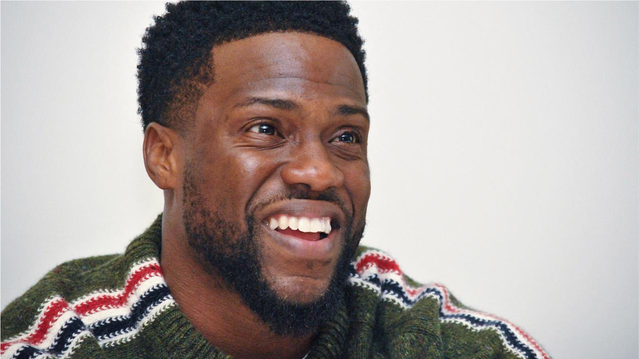 Kevin Hart dans Night Wolf