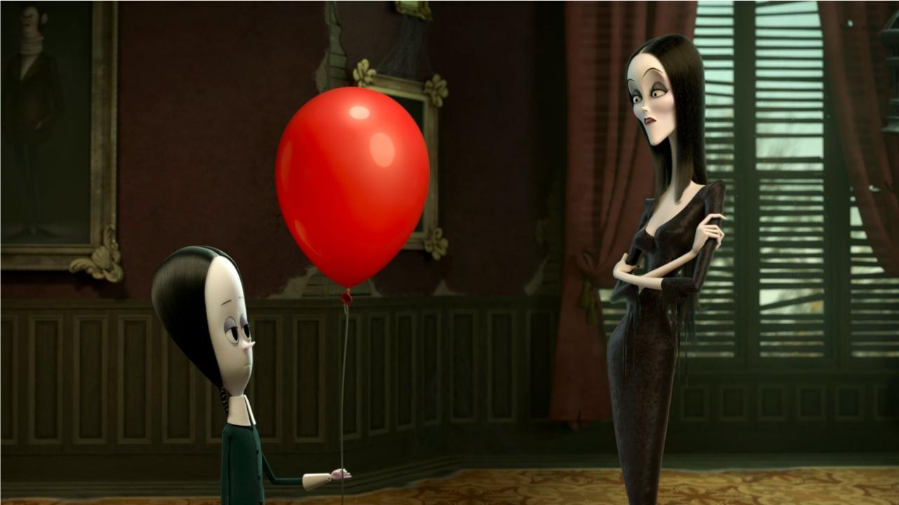 Un trailer délicieusement sombre pour le film d'animation — La Famille Addams