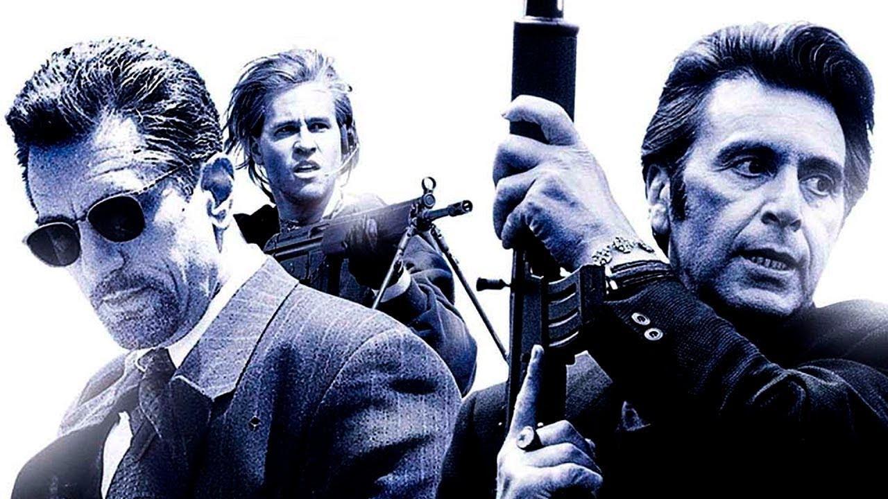 De Niro et Pacino face à face une 2e fois