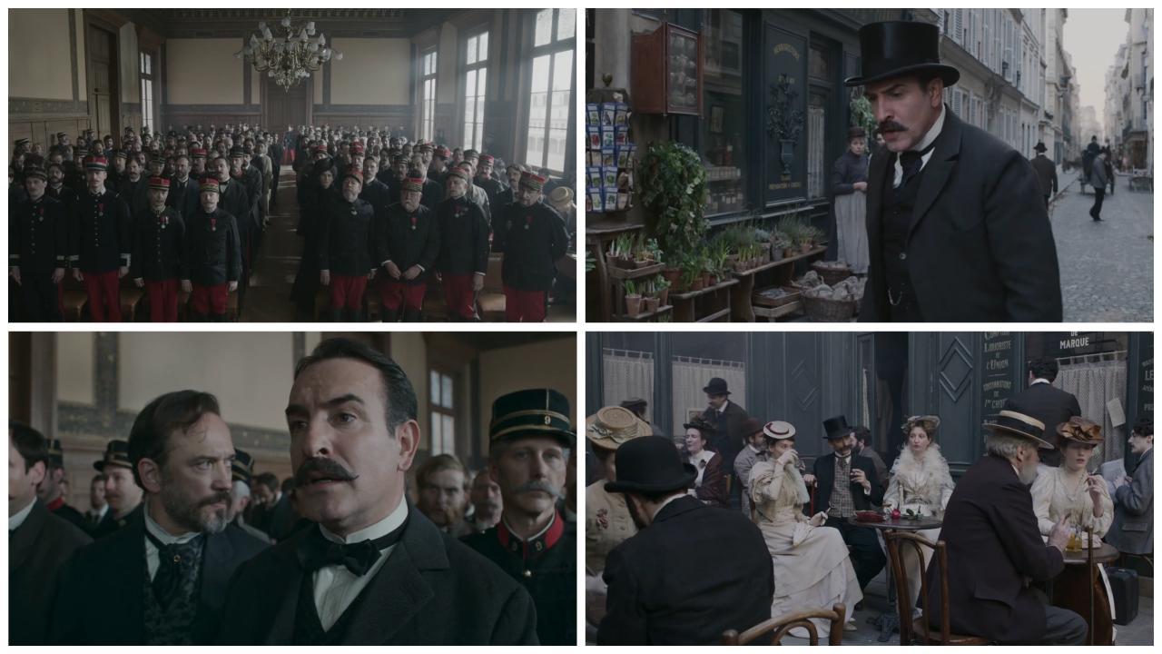 J'accuse : deux premiers extraits du prochain film de Roman Polanski |  Premiere.fr
