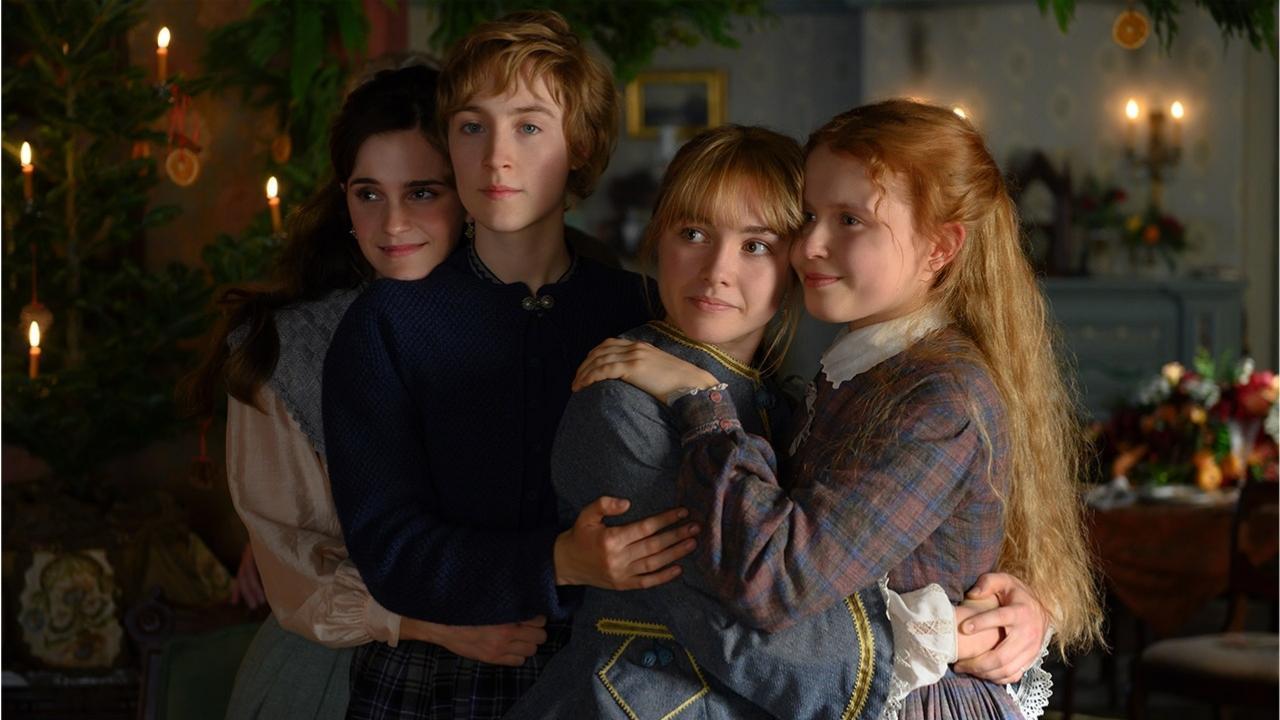 Bande-annonce : Retrouvez Emma Watson et Meryl Streep dans Little Women
