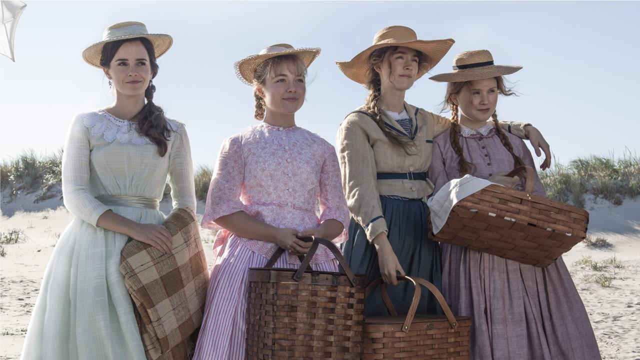 Les Filles du Docteur March Little Women