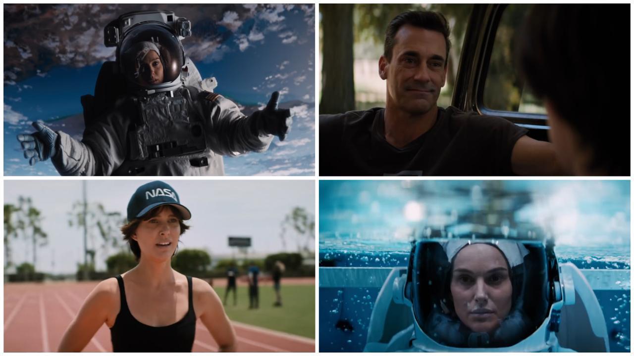Natalie Portman s'envole dans l'espace