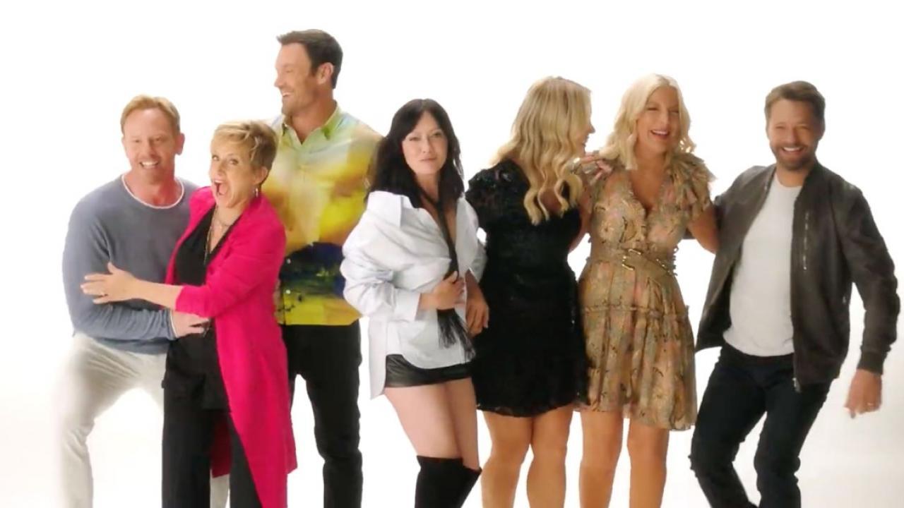 Beverly Hills 90210 revient aujourd'hui: découvrez le générique de la série