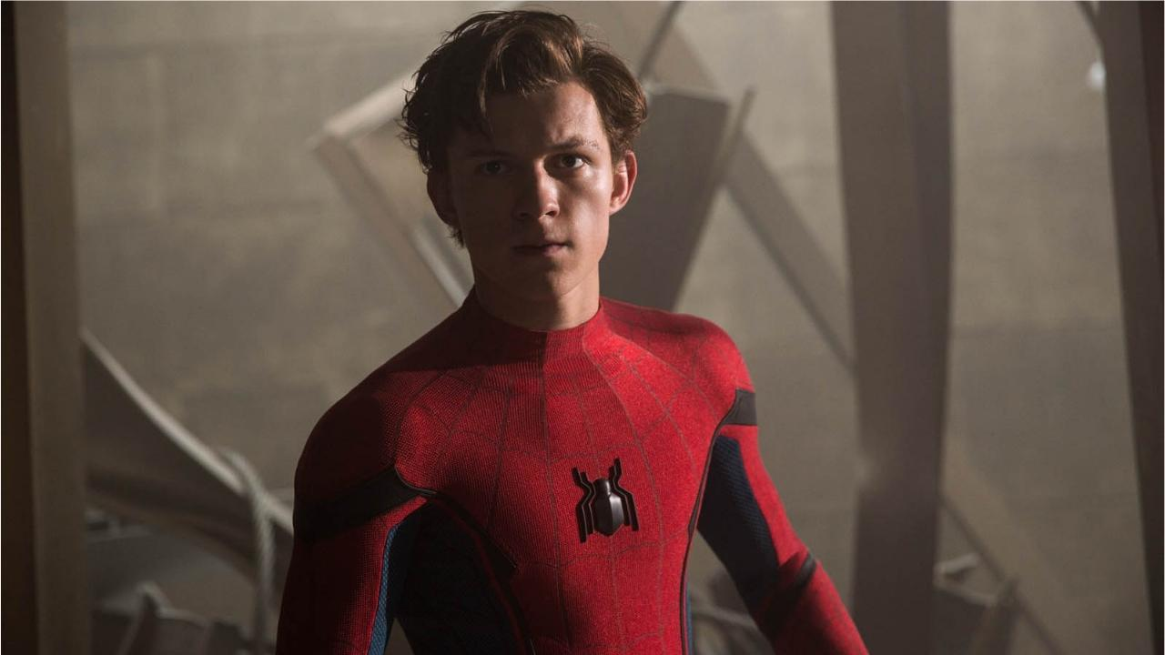Tom Holland garde le costume de Spider-Man chez Sony