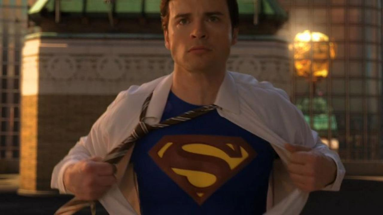 Tom Welling remettra la cape de Superman