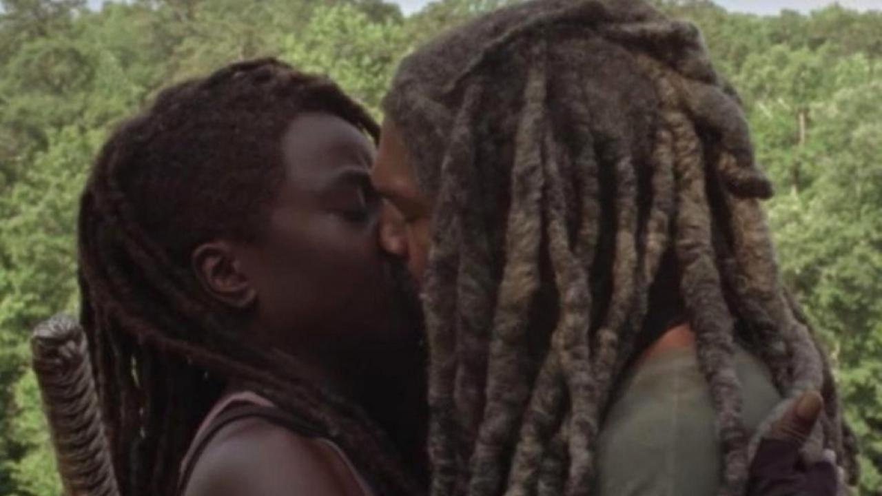 The Walking Dead : Michonne et Ezekiel, un drôle de couple pour la saison 10