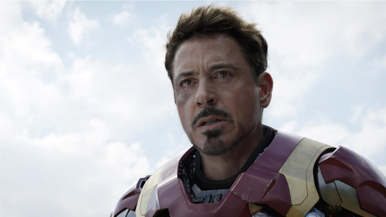 Robert Downey Jr back in Iron Man