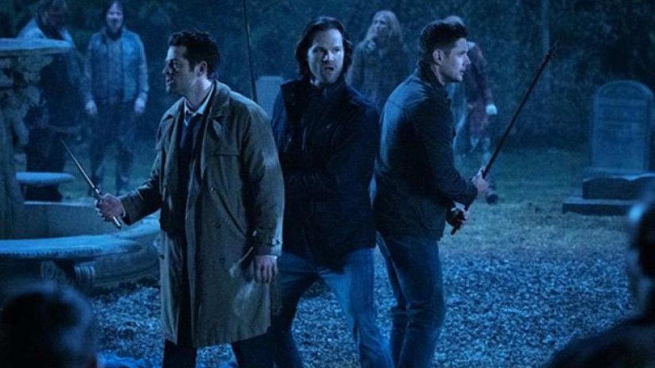 La saison finale de Supernatural dévoile sa bande-annonce