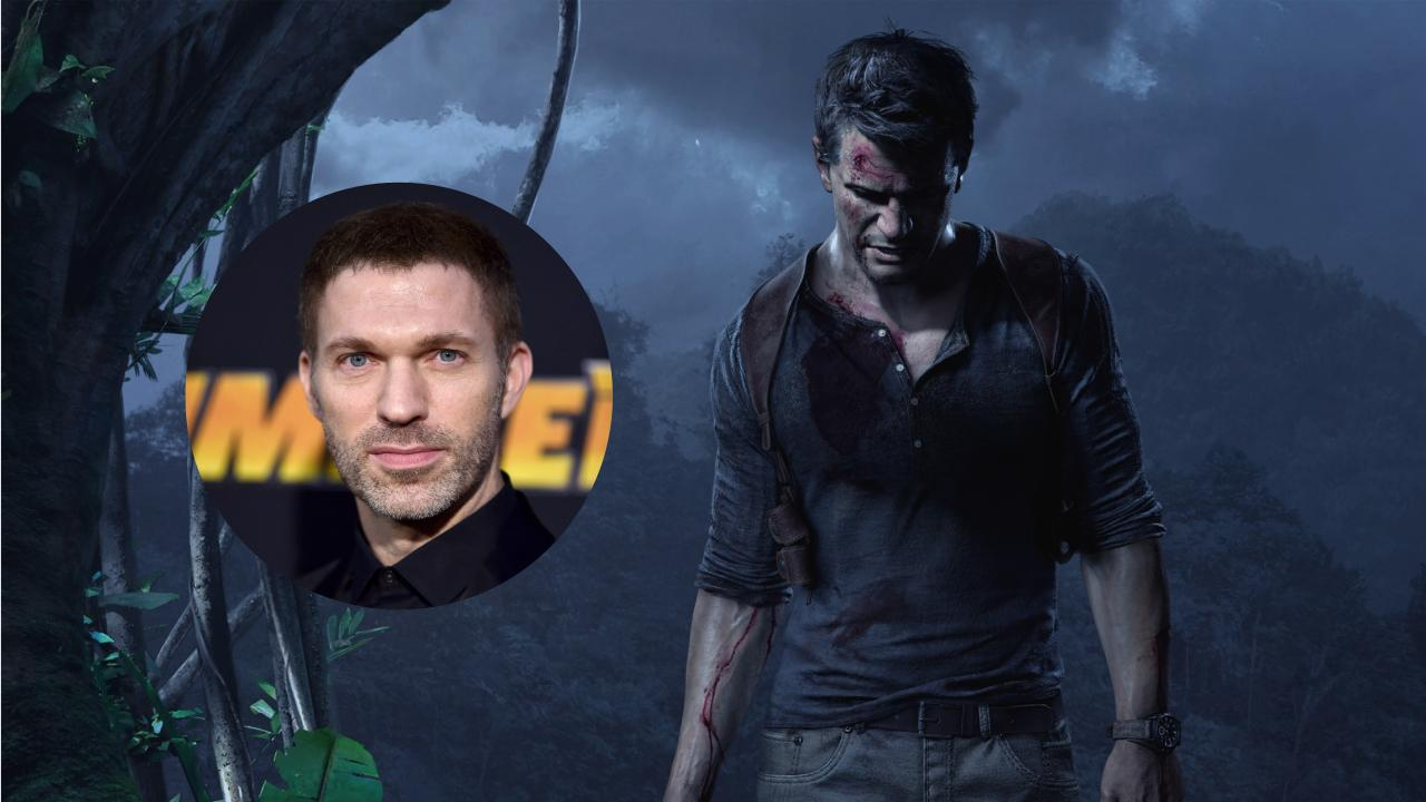 Travis Knight sur Uncharted