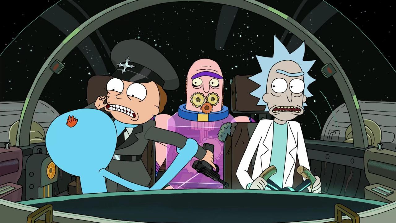 Rick & Morty : la saison 4 sortira le… regardez la bande-annonce (NSFW) !