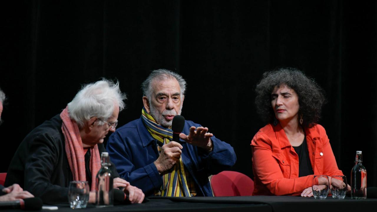 Francis Ford Coppola : sa masterclass du festival Lumière en toute lettre