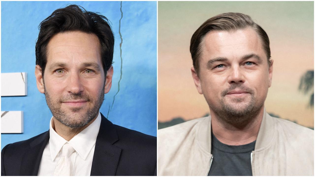 Titanic : Paul Rudd a convaincu Leonardo DiCaprio d'accepter le rôle de Jack