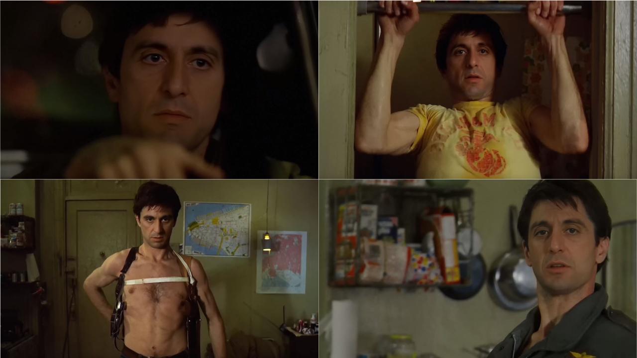 """Al Pacino remplace Robert De Niro dans Taxi Driver dans un """"deepfake"""" saisissant"""
