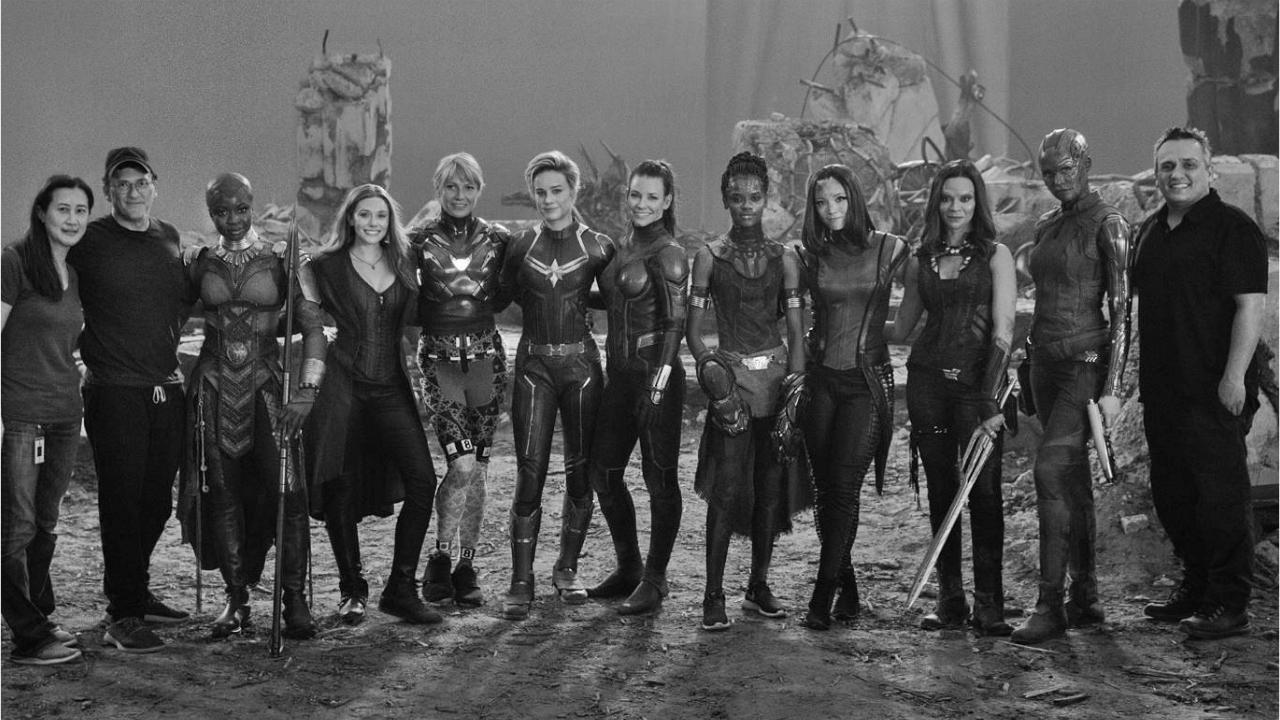 sélectionner pour officiel bon service prix favorable Une équipe exclusivement composée de super-héroïnes dans le ...