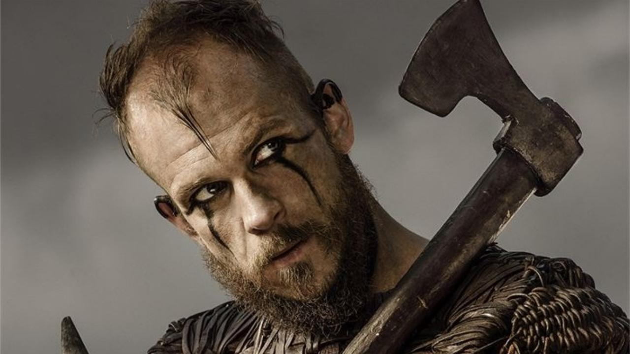 Comic Con Paris 2019 : Gustaf Skarsgard de la série Vikings sera présent