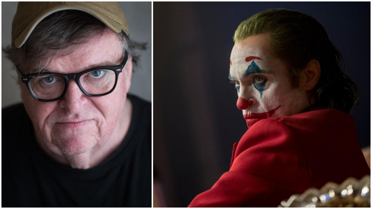 Michael Moore / Joker