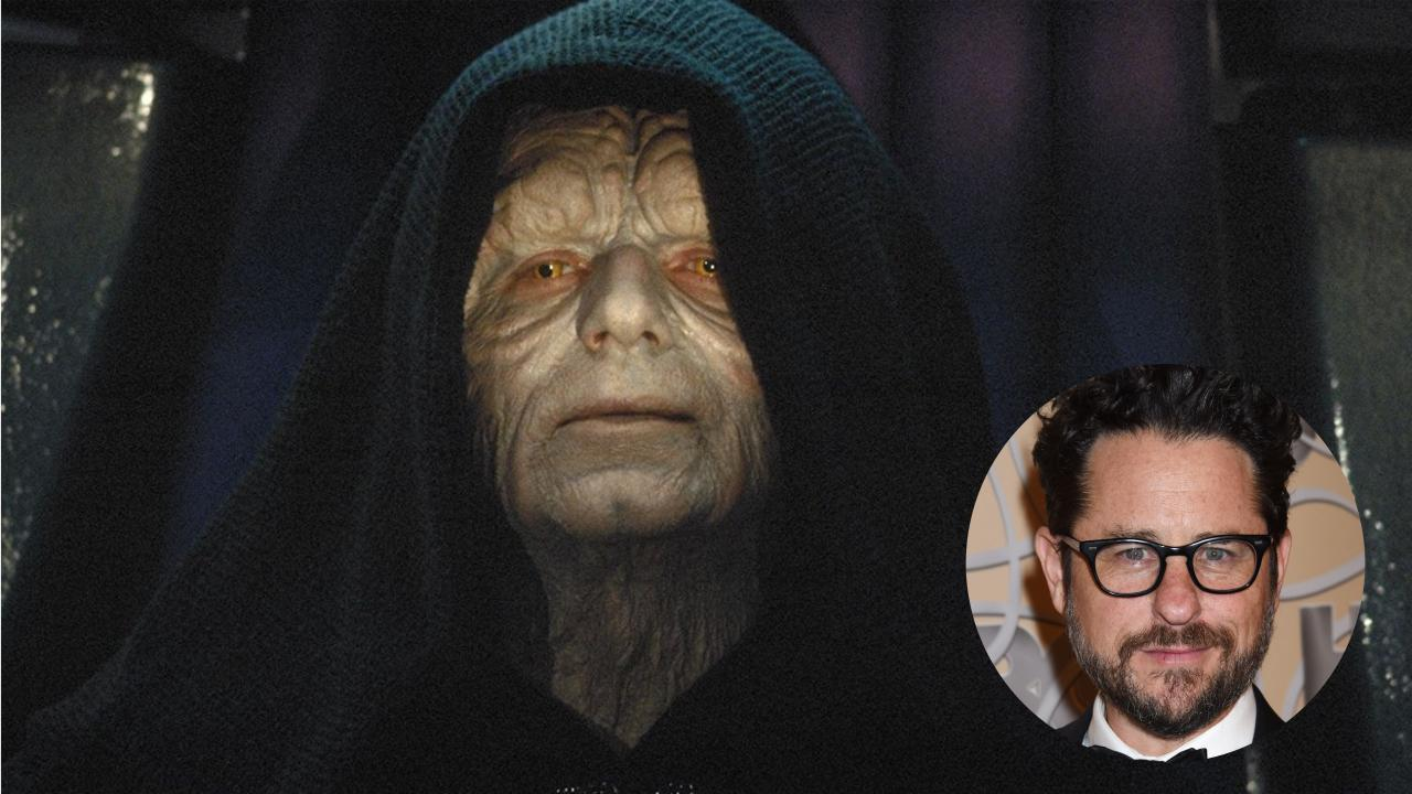 Palpatine JJ Abrams Star Wars L'Ascension de Skywalker