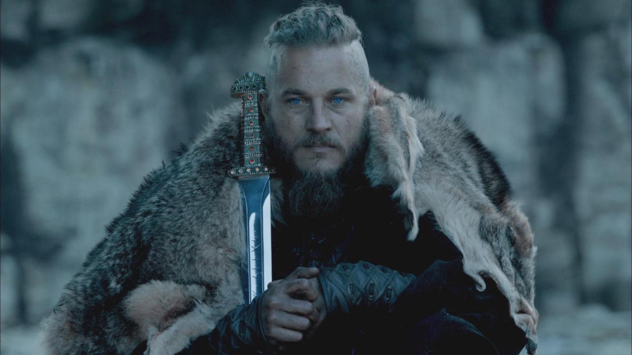 Netflix choisit la série Vikings Suite de History Channel