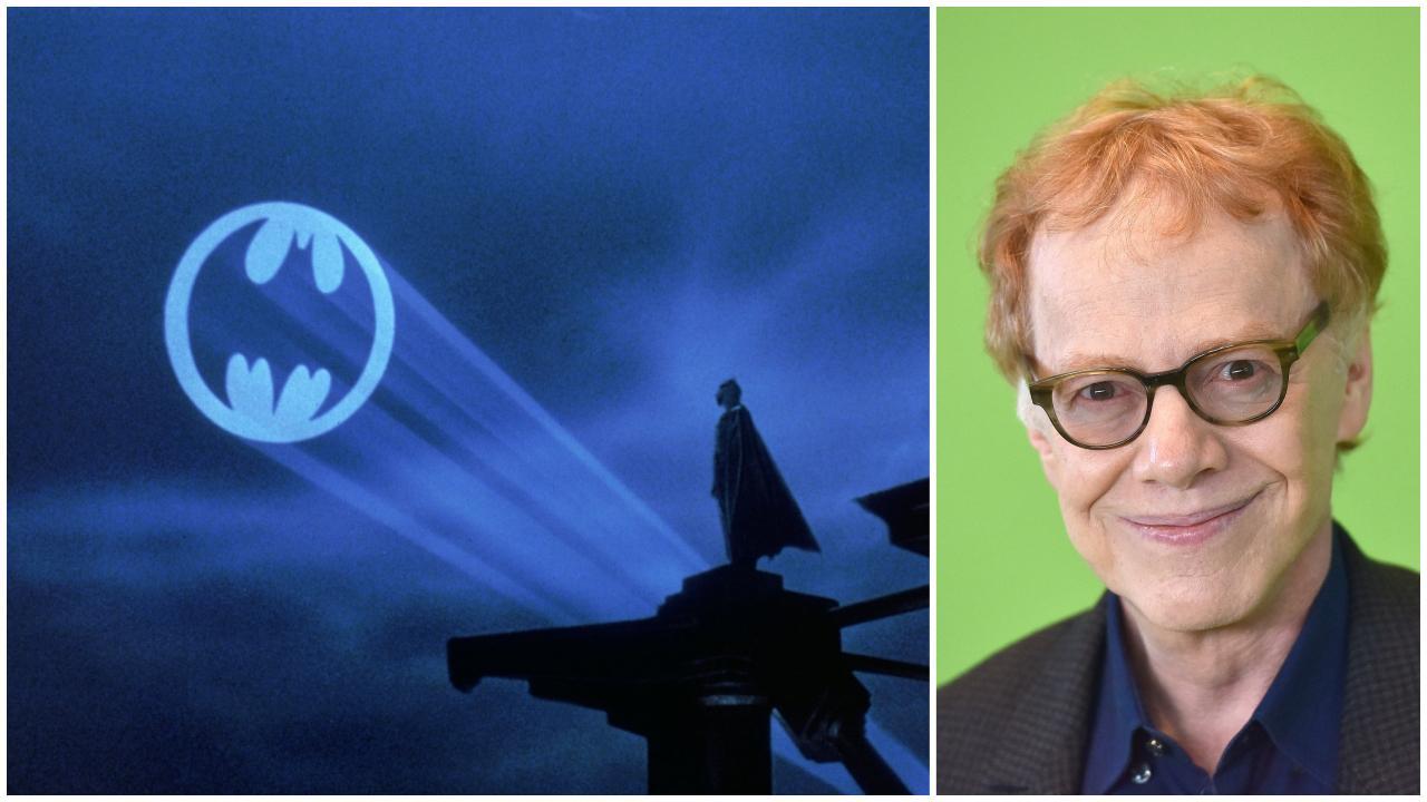Danny Elfman a refusé de travailler avec Prince sur la musique du Batman de Tim Burton