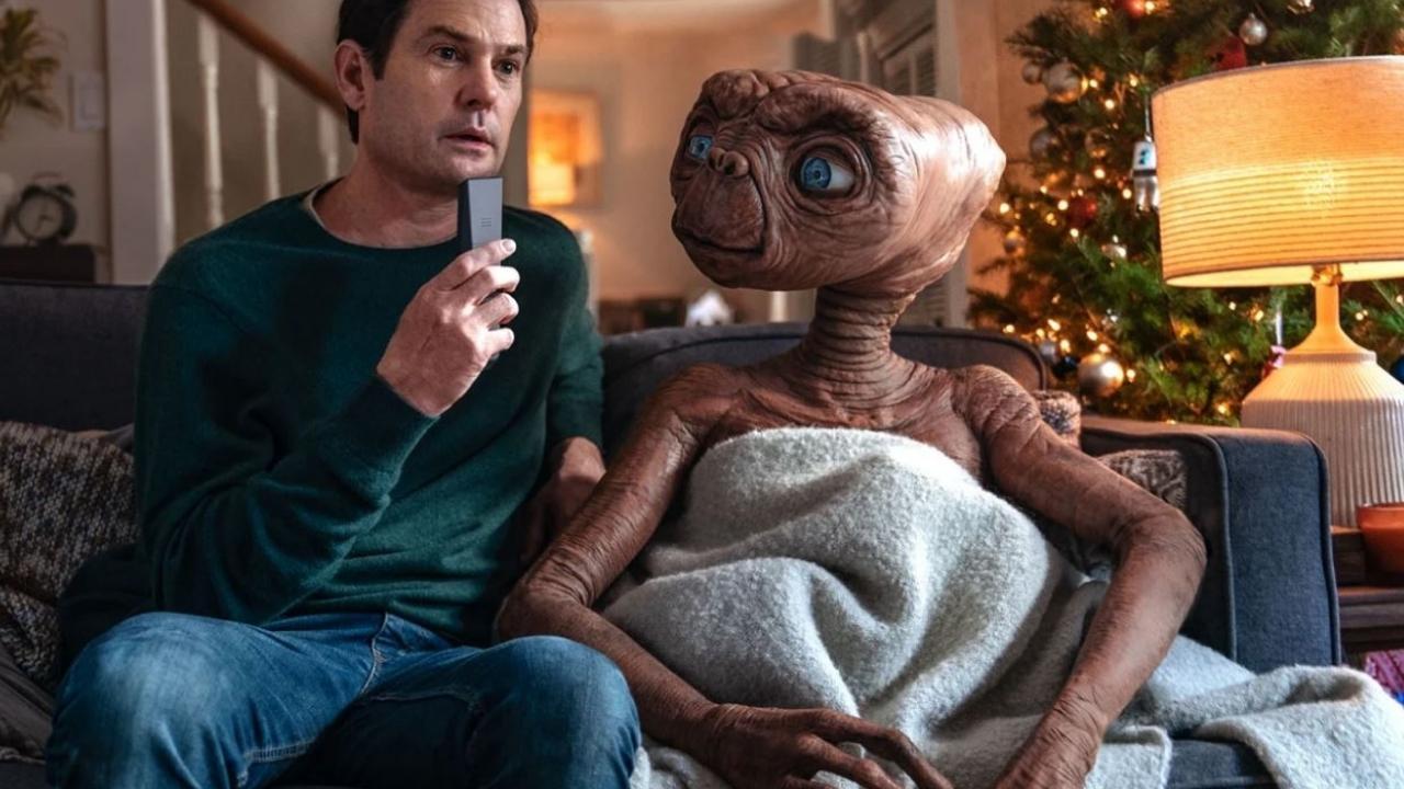 E.T l'extraterrestre et Elliott se retrouvent 37 ans après (vidéo)