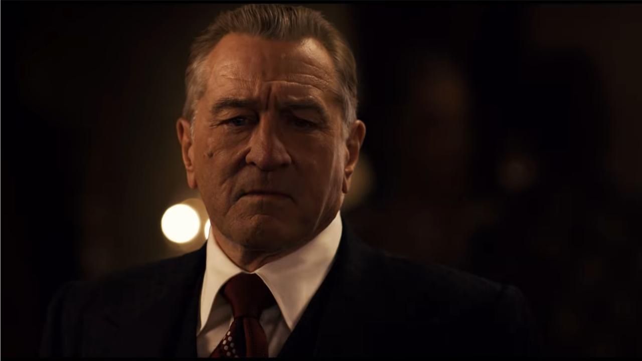 Bande-annonce finale de The Irishman de Martin Scorsese