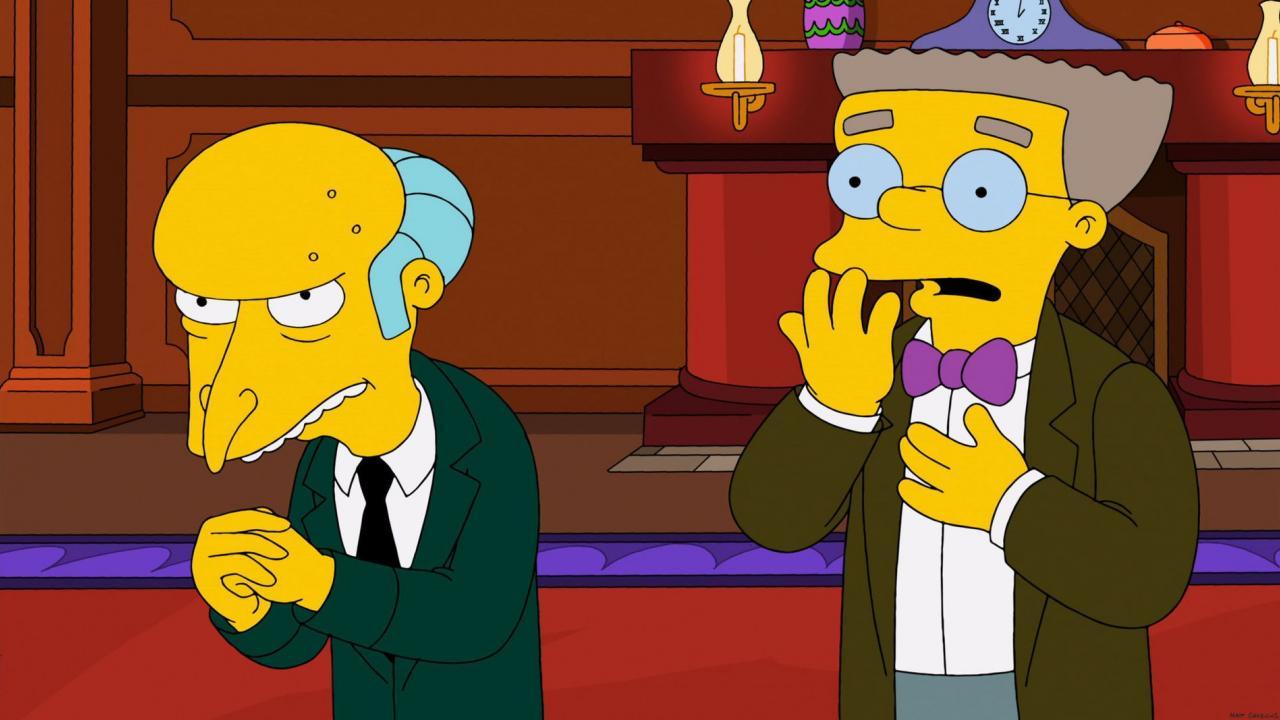 Les Simpson : la série ne sera pas décommandée