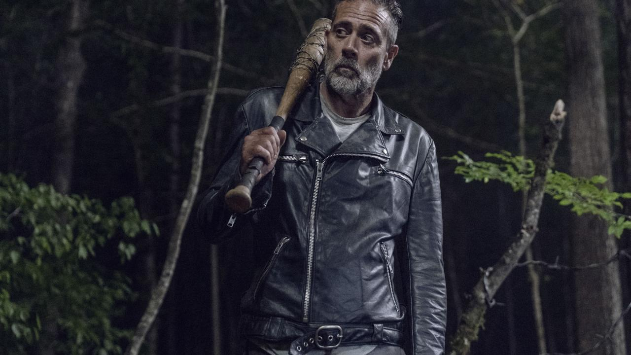 The Walking Dead, saison 10 negan