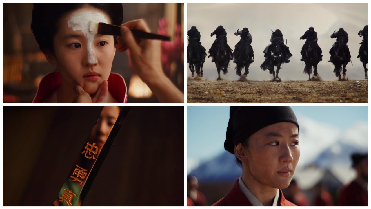 Découvrez une Mulan courageuse et magnifique — Bande-annonce