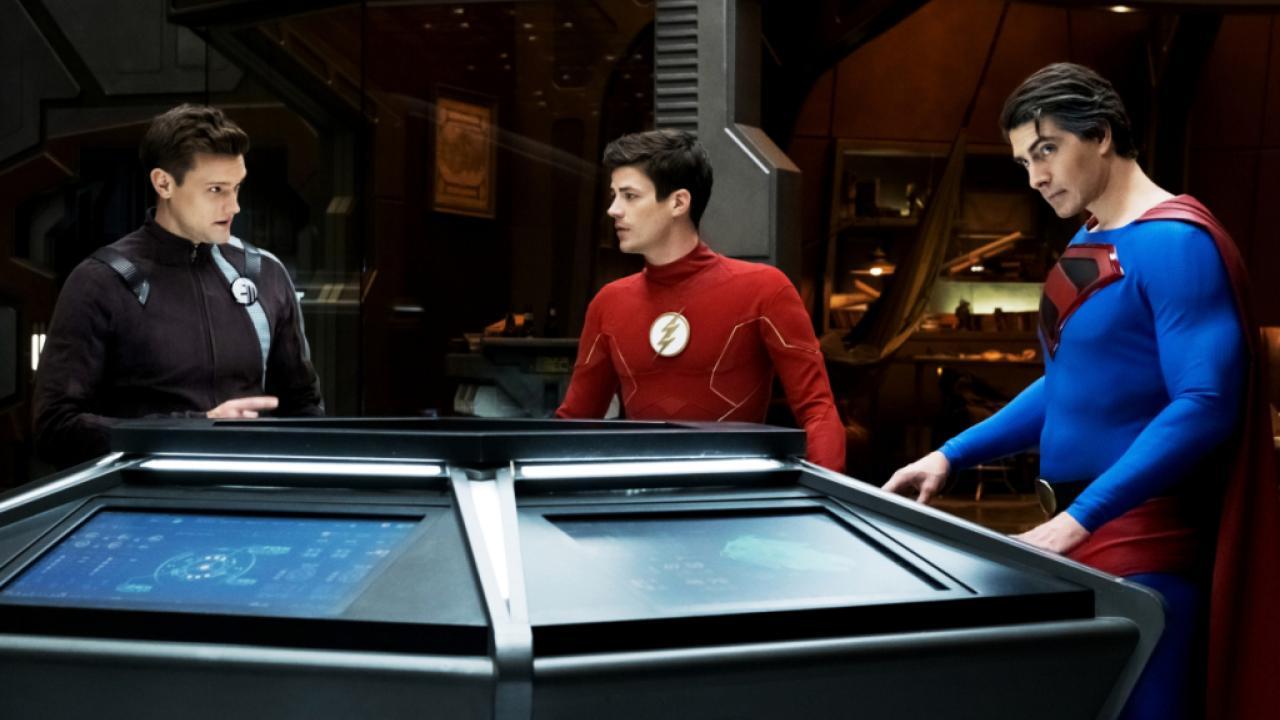 Les héros se rassemblent pour l'ultime trailer de Crisis on Infinite Earths