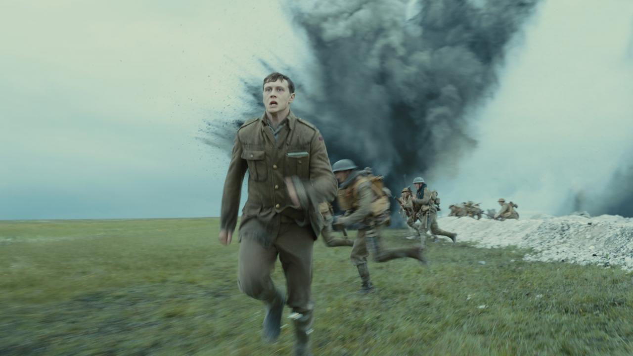 1917 : le making-of incroyable d'une scène du film de guerre de Sam Mendes