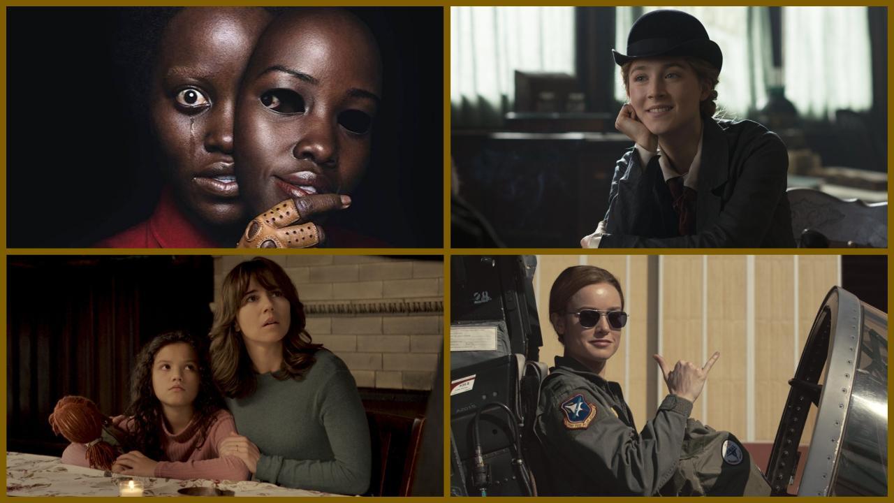 La place des femmes dans les rôles principaux s'est améliorée en 2019