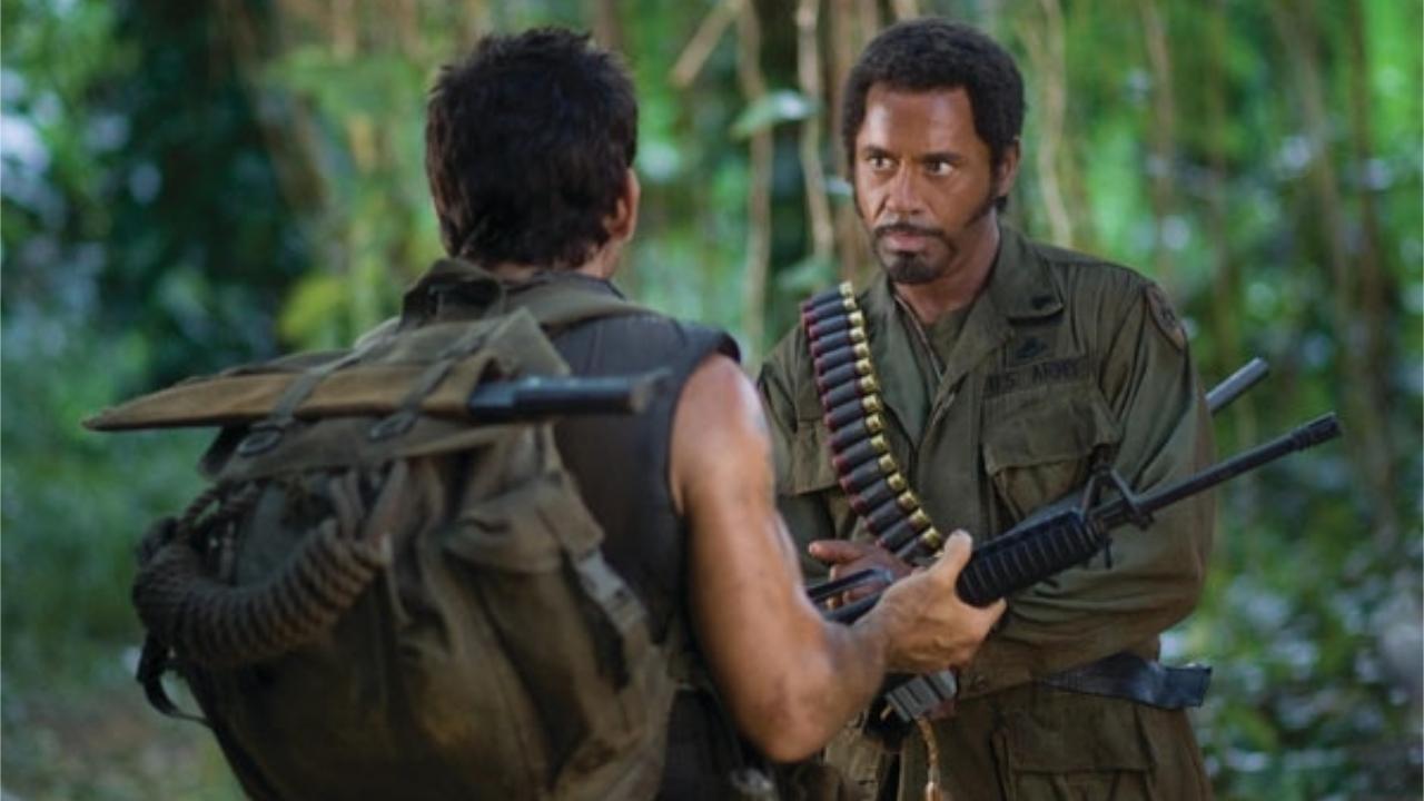 Robert Downey Jr. revient sur son blackface dans Tonnerre sous les tropiques