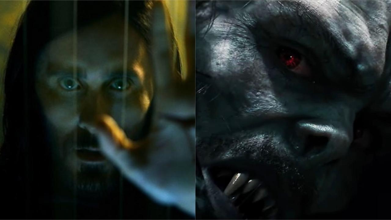 La première bande annonce avec Jared Leto en vampire est là — Morbius