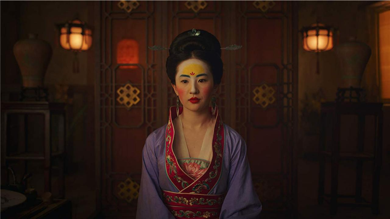 뮬란 실사, Yifei Liu