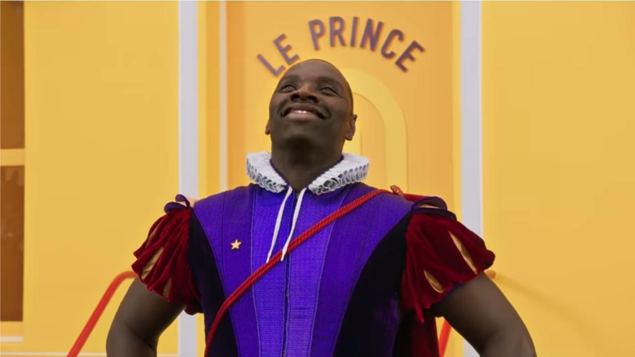 Nouvelle bande-annonce féérique avec Omar Sy — Le Prince Oublié