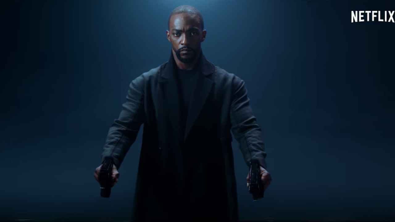 Altered Carbon saison 2 avec Anthony Mackie