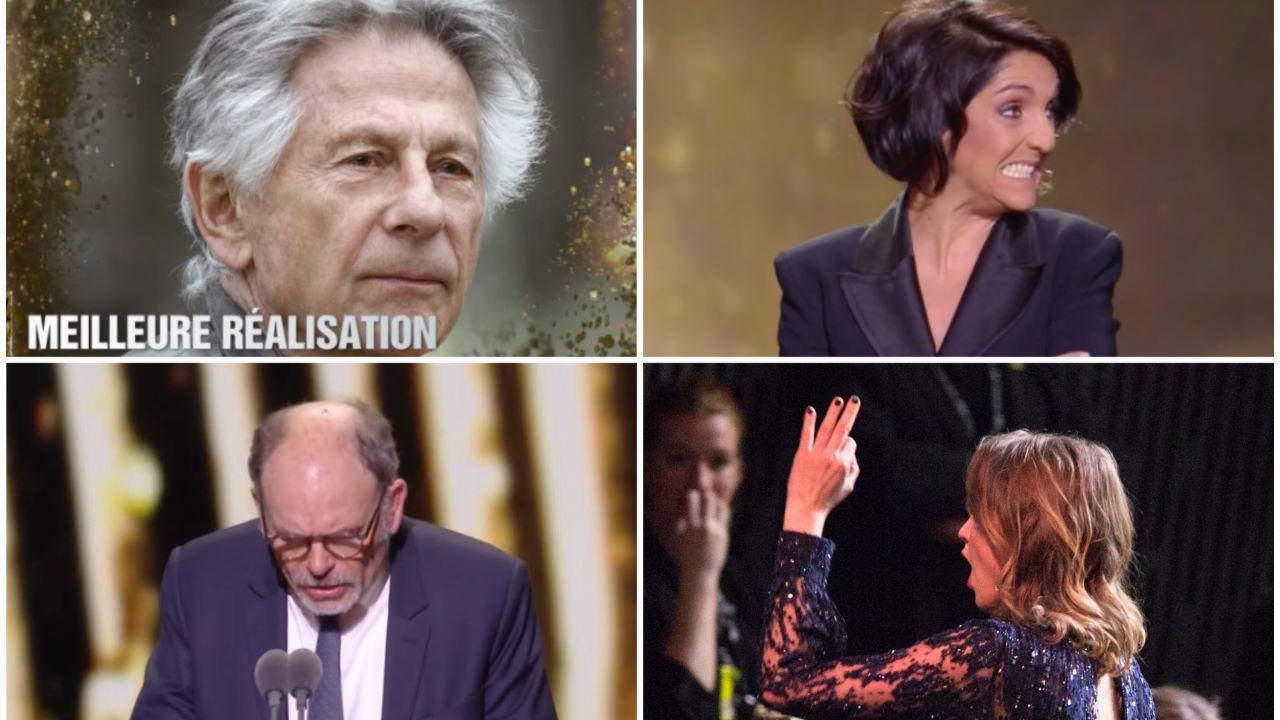 Nouvelle assemblée des César, même vieille polémique — Polanski