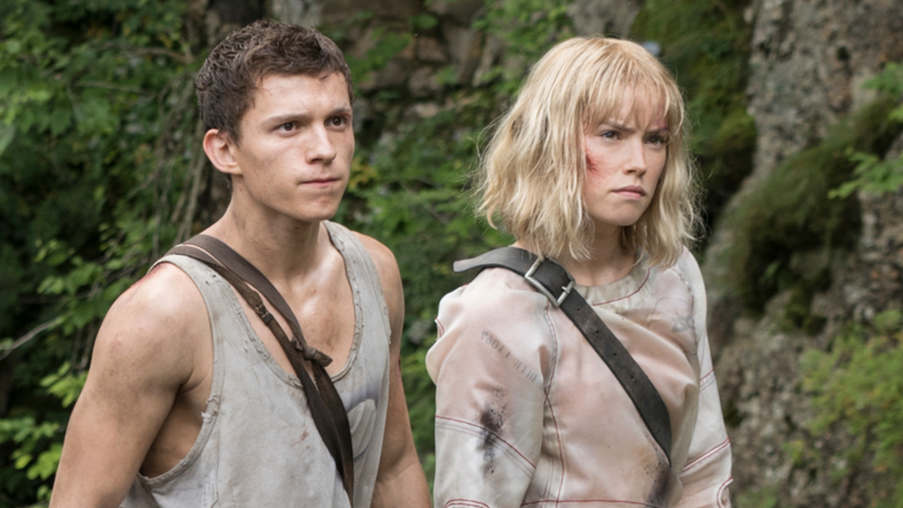 Tom Holland et Daisy Ridley : Chaos Walking