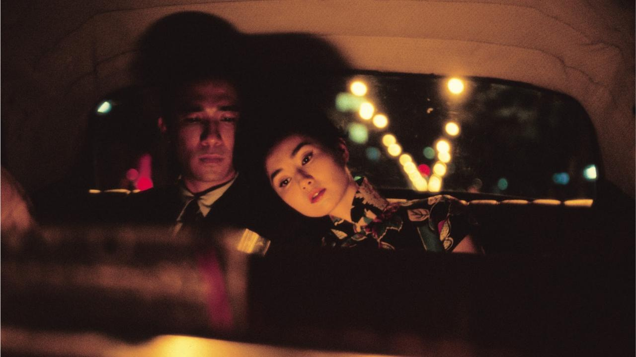 In the Mood for Love : Restauration officielle 4K pour ses 20 ans !