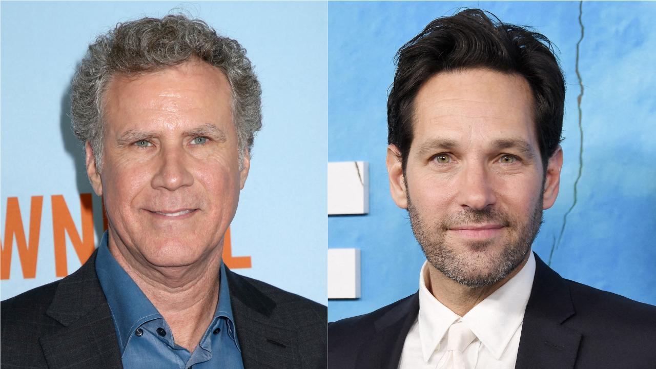 Paul Rudd / Will Ferrell