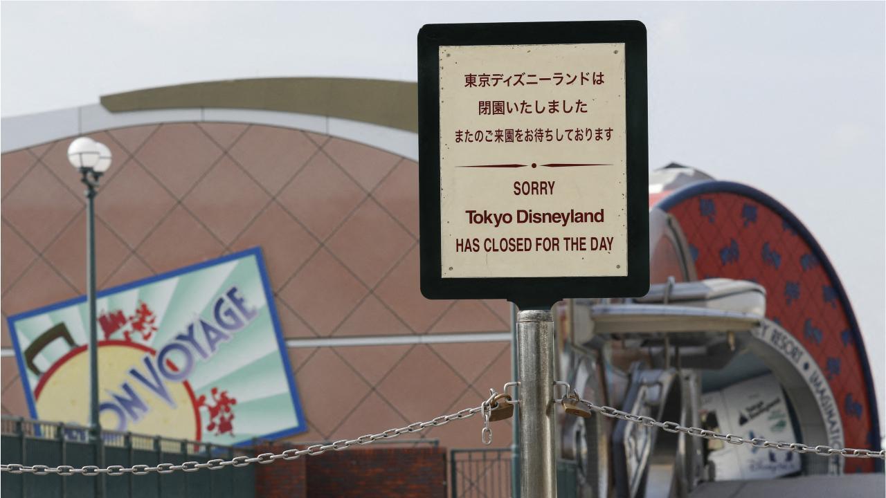 Disney ferme ses parcs aux Etats-Unis et en France — Coronavirus