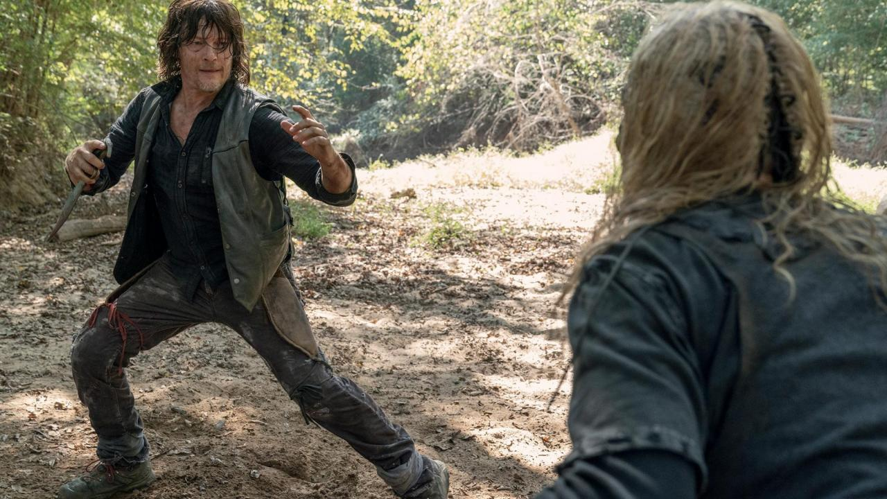 The Walking Dead, saison 10 daryl