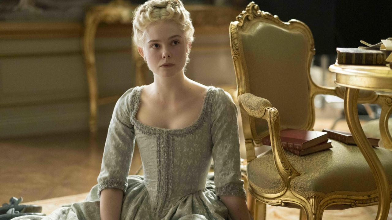 The Great avec Elle Fanning