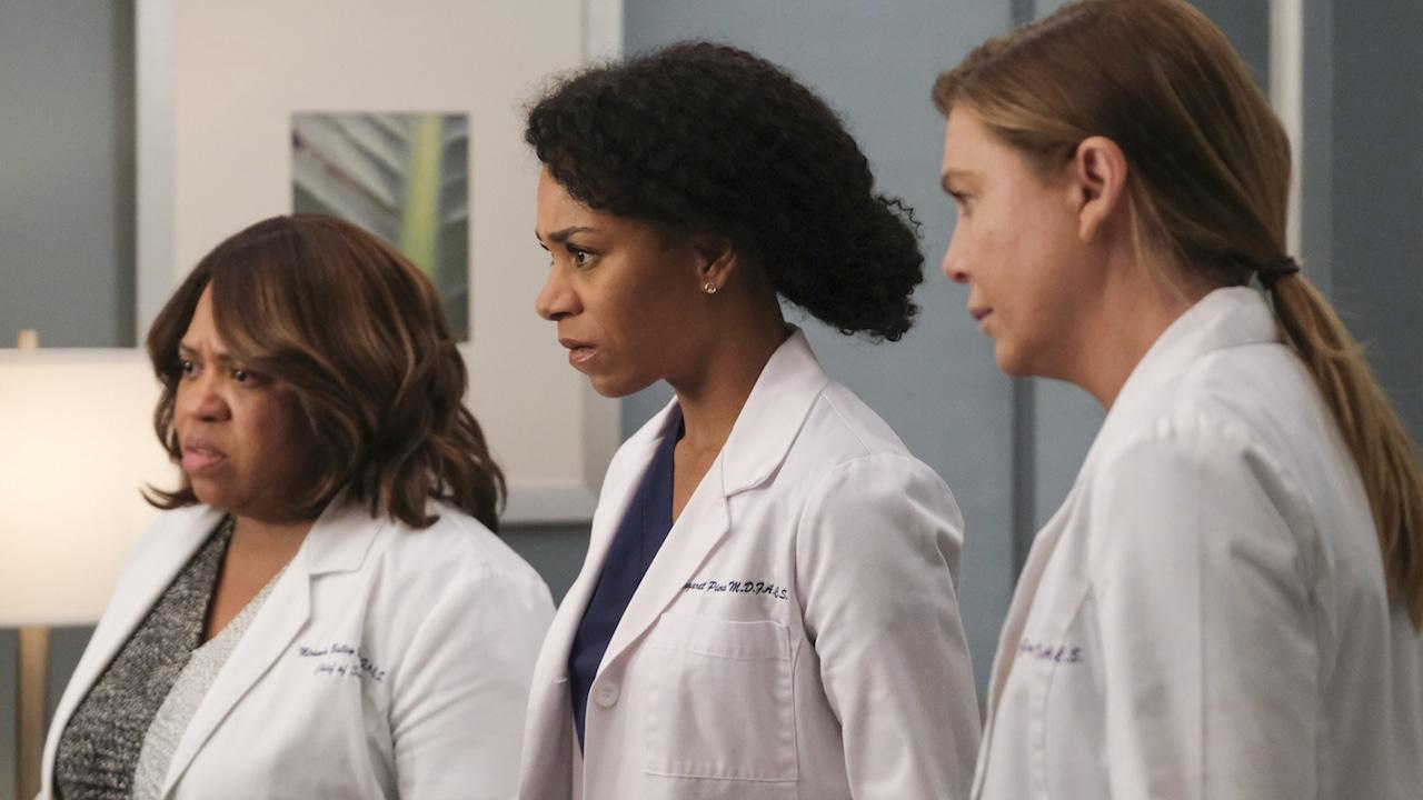 Grey's Anatomy saison 16