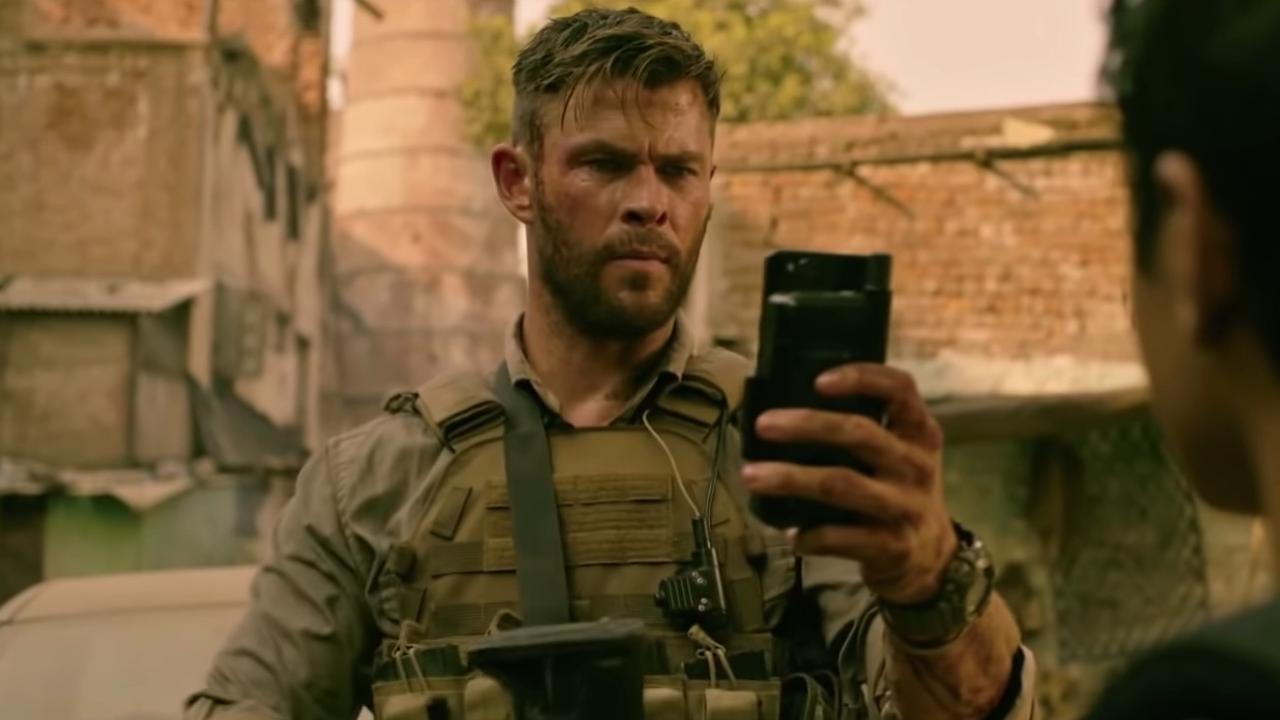 Tyler Rake : Chris Hemsworth en mercenaire chevronné (bande-annonce)