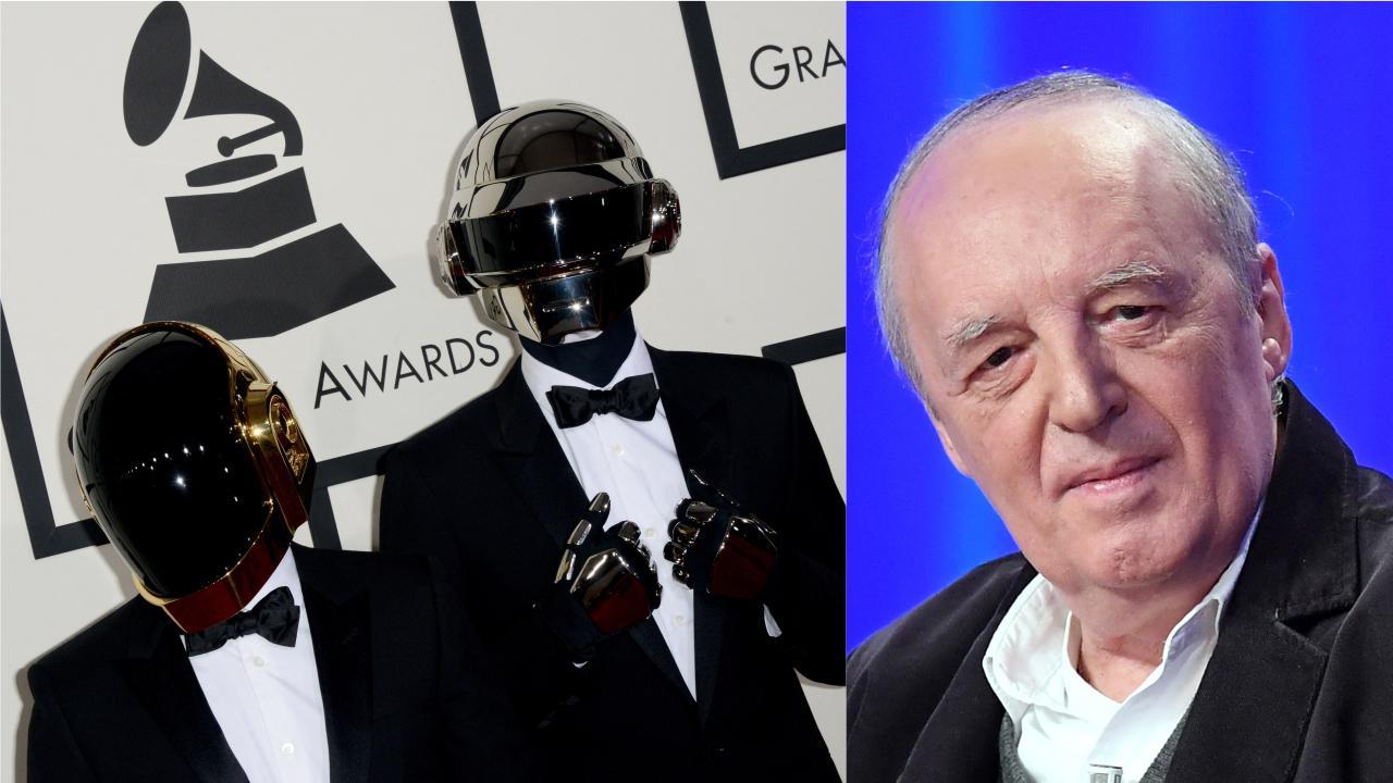 Sept ans plus tard, les Daft Punk vont faire leur retour